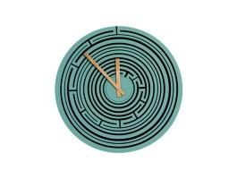 Relógio Miquiz - Lattoog teste